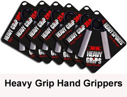 Click here for Heavy Grip Hand Grippers