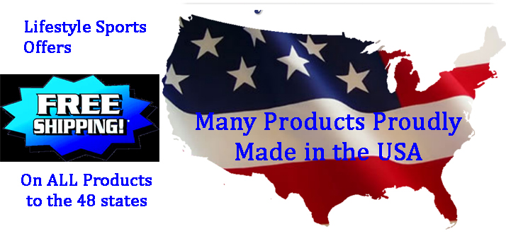 Free Shipping on All Products - Click here to see our Made in USA Products