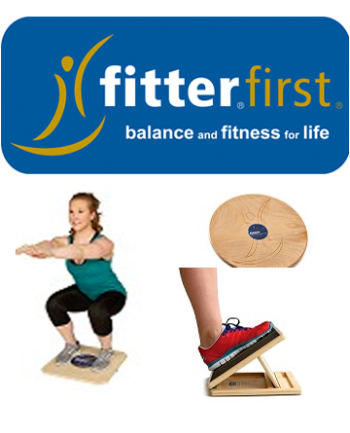 Fitter First Balancer Training from Lifestyle Sports