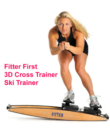 Fitter ProFitter 3D Cross Trainer Ski Trainer